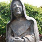 La scultura di Bronzo di Sonia de Toledo